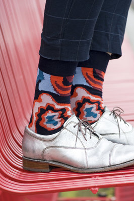 Bonnie Doon magma sokken