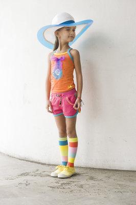 Bonnie Doon Multi Color Knee High