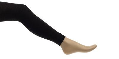Bonnie Doon cotton footless tights
