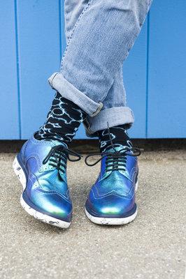 Bonnie Doon cells sokken