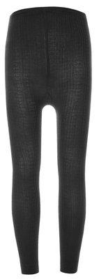 Ewers legging streep in zwart, navy en grijs