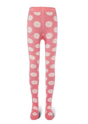 Ewers maillot bloemen roze